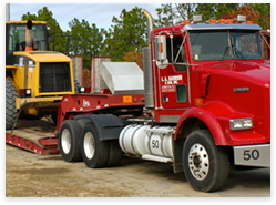 Heavy Equipment Haulers